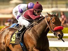 Tiz Flirtatious Wins the John C. Mabee Stakes
