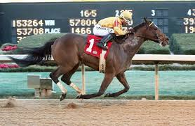 Apropos Easily Won the American Beauty Stakes